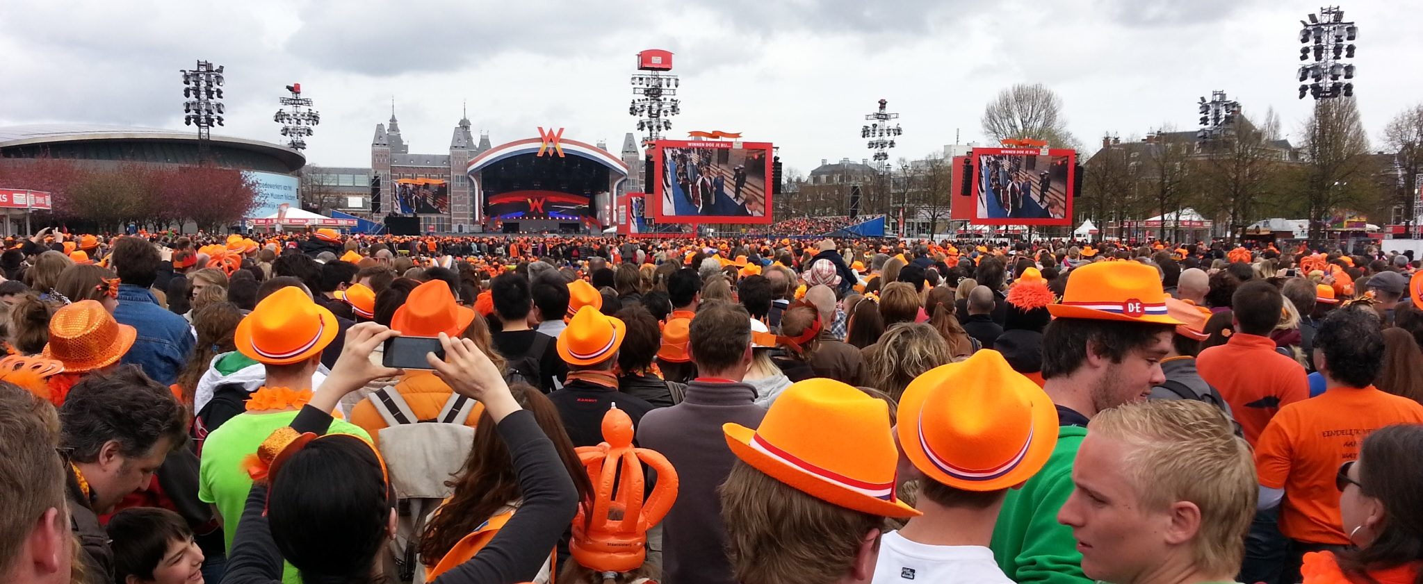 Kingsday Partyboat