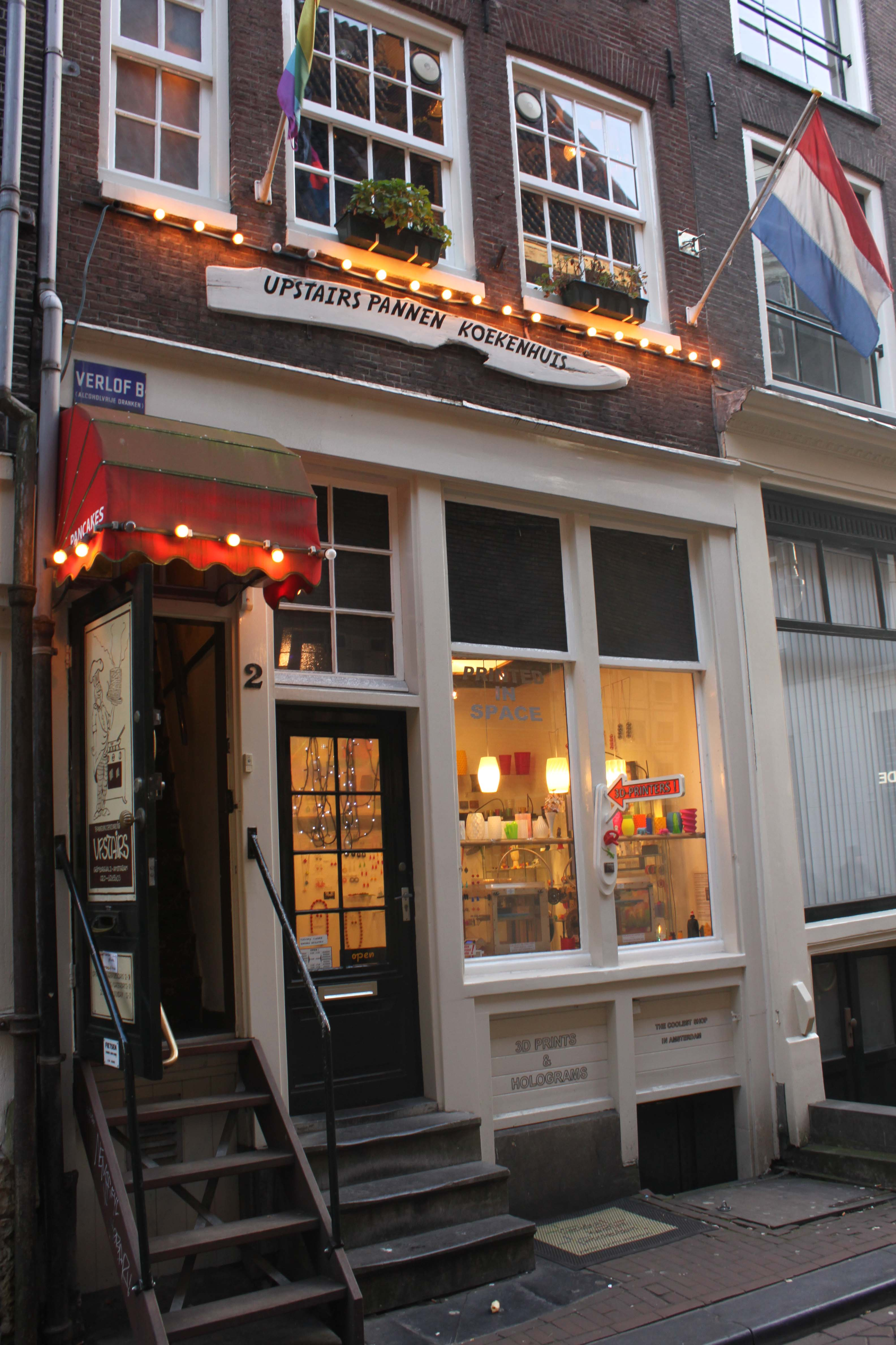 Pancake's Amsterdam