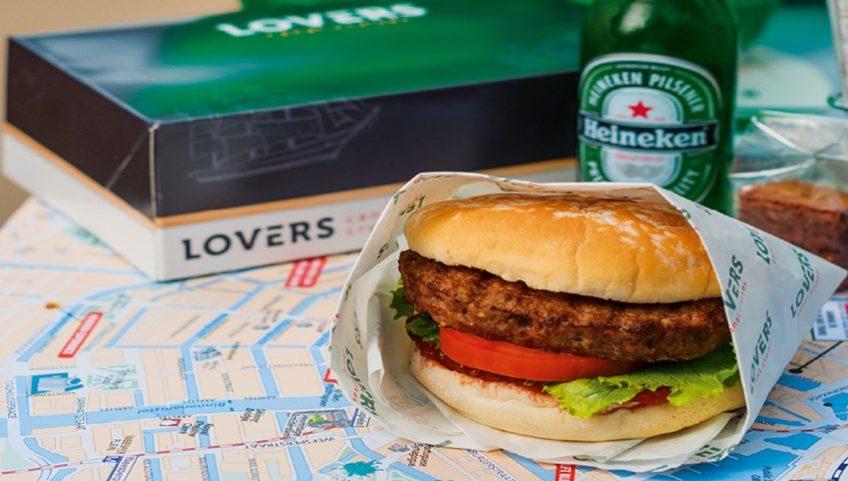 burger cruise