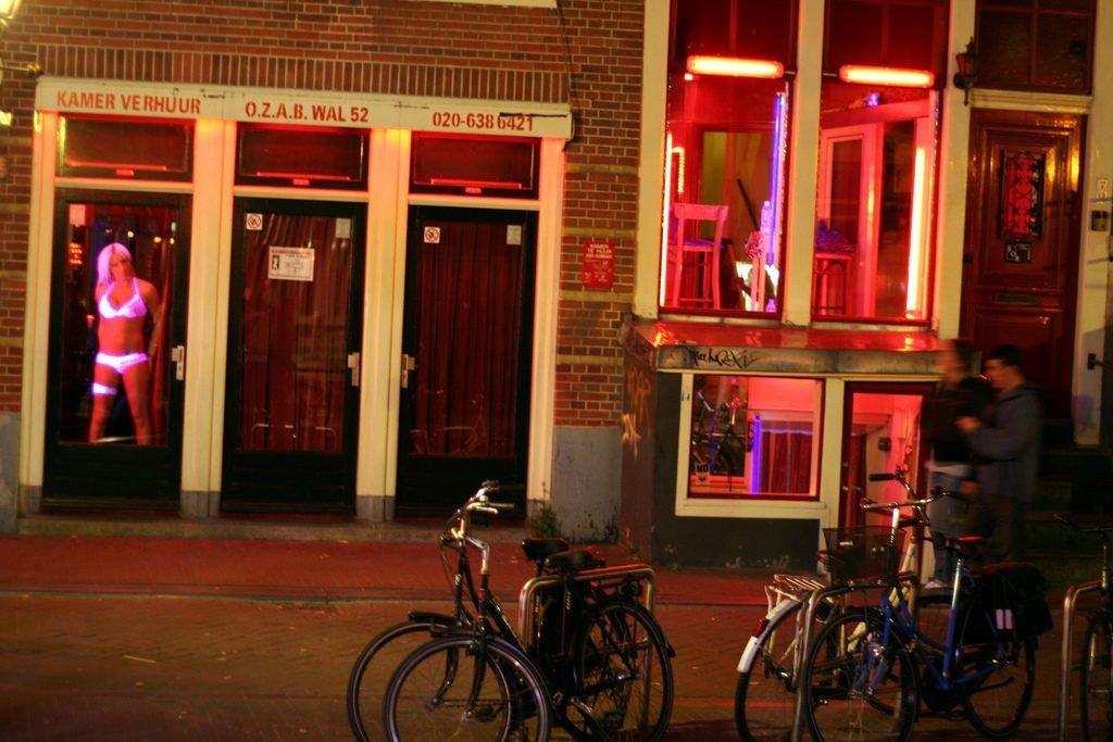 Amsterdam sex videa